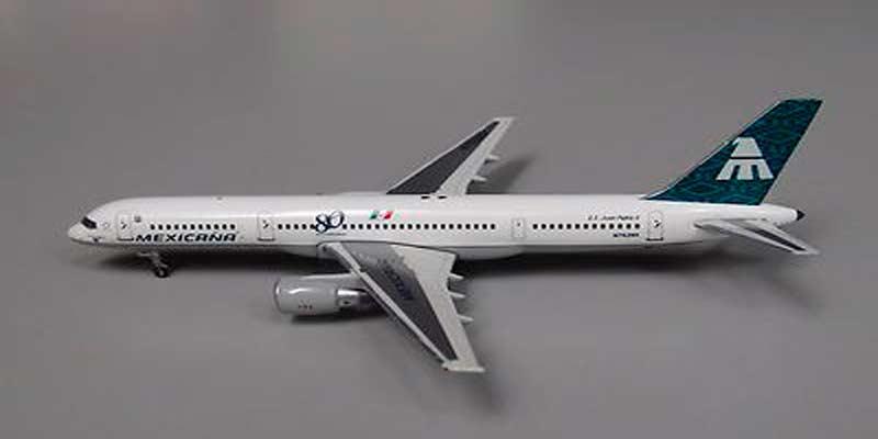 Avión a escala juan pablo segundo AM4MXA001
