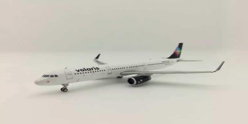 A321-200 XA-VLZ